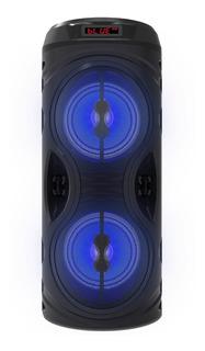 Parlante Bluetooth Portatil Bafle Microfono Bowmann Bts-324k