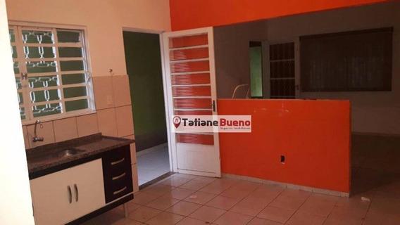 Casa Com Edicula De 1 Dormitório - Ca1286