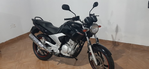 Yamaha Ys 250 Fazer 2008 Preta