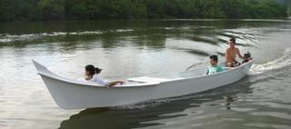 Conjunto De Formas/moldes De Canoa-barco De Fibra