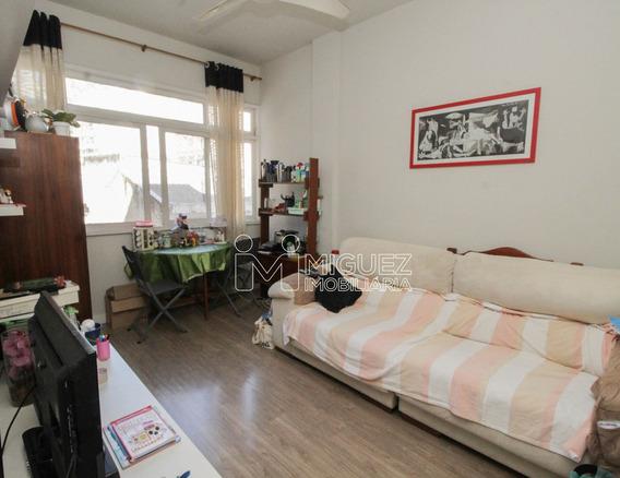 Apartamento À Venda Em Tijuca, Rio De Janeiro - Rj - 9675