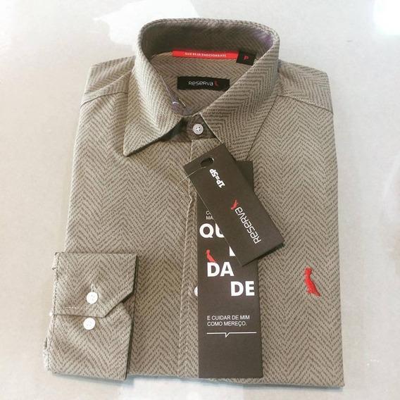 Camisas Sociais Tamanhos Pp, P, M, G,