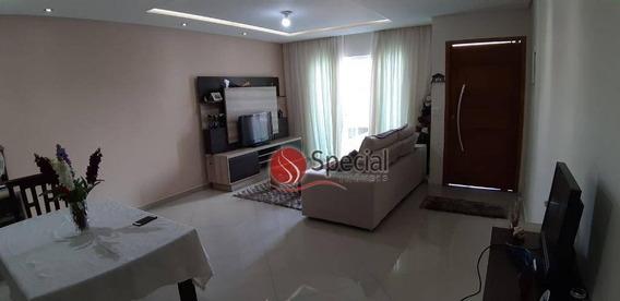 Sobrado Com 3 Dormitórios À Venda, 150 M² - Vila Formosa - São Paulo/sp - So7142