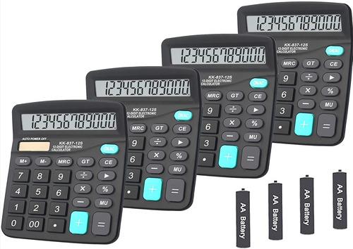 Calculadora 12 Digitos Kenko Kk-837. Gran Canal