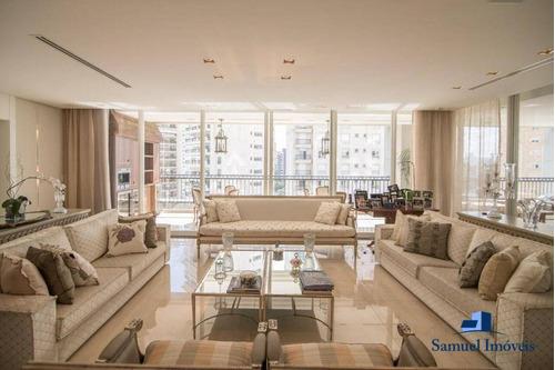 Apartamento À Venda, 463 M² Por R$ 18.800.000,00 - Moema - São Paulo/sp - Ap4016