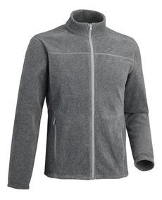 Jaqueta Fleece Casaco Blusa Frio De 7 A 10 Graus Gola Alta