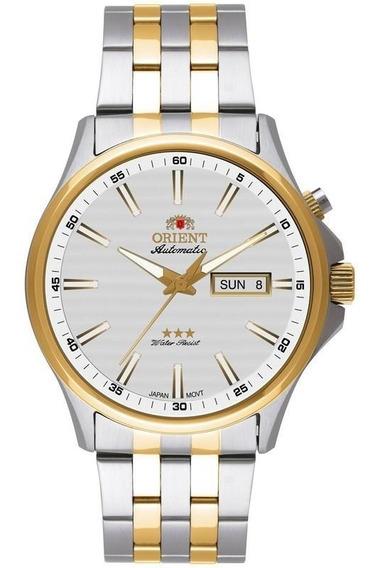 Relógio Orient Automático Masculino 469tt043 S1sk