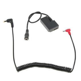 Adaptador Poder Pacote Bateria Acoplador Da Dc Lp -e17 Maneq