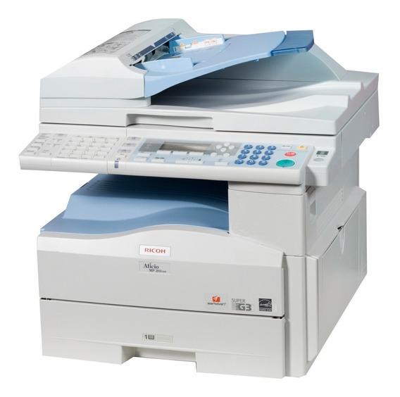 Impressora Multifuncional Ricoh Mp 201spf