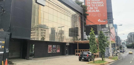 Bella Vista, Centrico Edificio En Venta, Panamá Cv