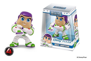 Disney Pixar Buzz Lightyear Metals Die Cast - Jada
