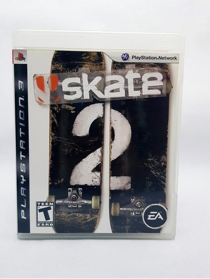 Skate 2 Ps3 Jogo Playstation Sony Original