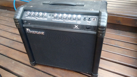 Amplificador Ibanez Tbx 65r Time Blaster Made In Japan 65w