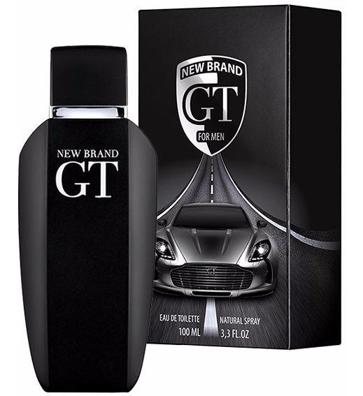 Kit 2 Perfume New Brand Gt Edt 100ml - Acqua Di Gio Profumo