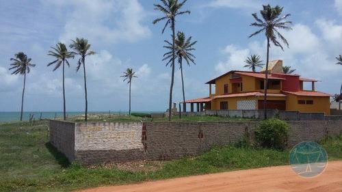 Imagem 1 de 4 de Terreno Na Praia De Muriu - V-10022