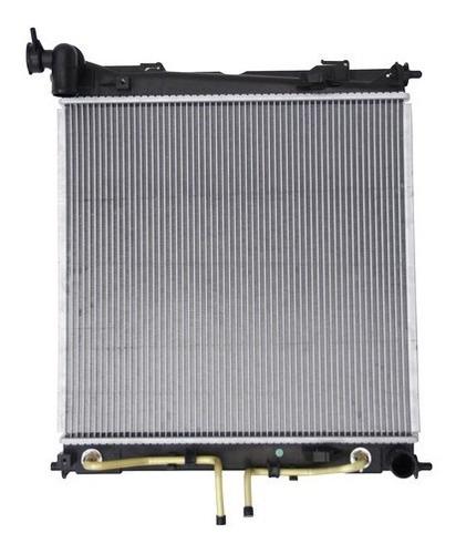 Radiador Hyundai Sonata 2011 2.0l Premier Cooling