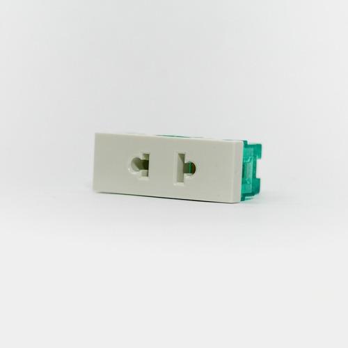 Cambre Módulo Tomacorriente Schuko Polarizado - 6918
