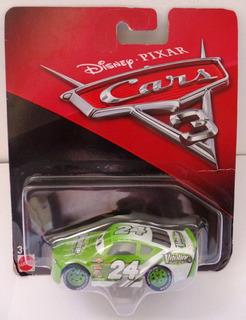 Miniatura Disney Pixar Cars Carros 3 Brick Yardley Mattel