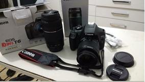 Kit Câmera T6