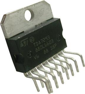 Tda7293 - Circuito Integrado 100% Original - Audioproject