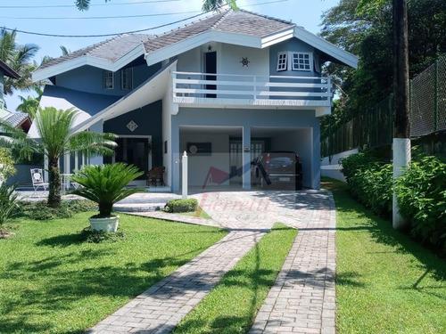 Casa Em Condomínio À Venda Em Bertioga/sp - 1342