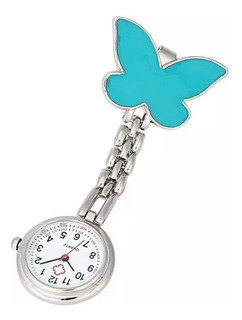 Reloj De Enfermera Colgante Broche. Nuevos Modelos Y Colores