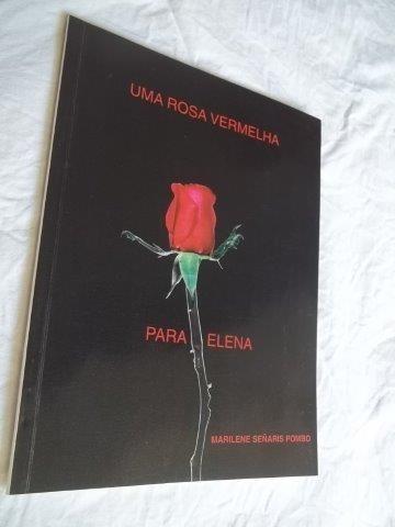 Livro - Uma Rosa Vermelha Para Elena - Infanto-juvenil