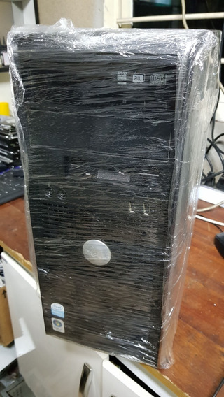 Dell Optiplex 330 - 4gb Ddr3 - 320gb Hd - Core 2 Duo E7500