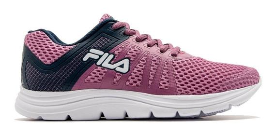 Zapatillas Fila Finder W Bdo/navy/bco - Corner Deportes
