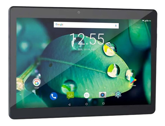 Tablet M10, Multilaser, 2gb, 16gb, Tela 10 Pol. Preto