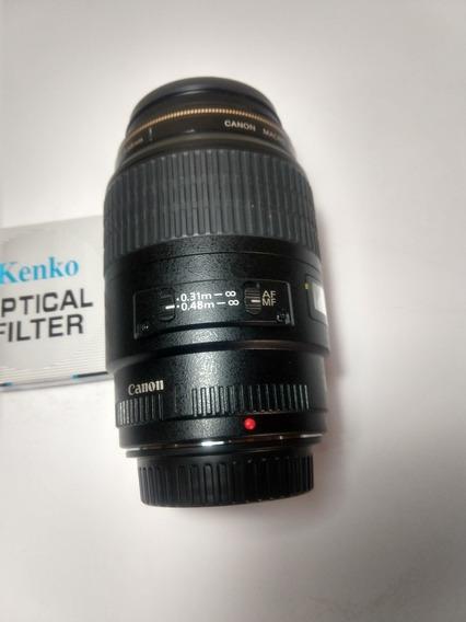 Lente Canon Ef 100mm F/2.8Macro Usm Canon