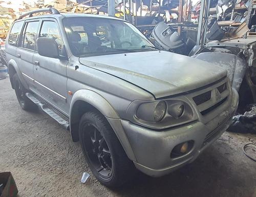 Imagem 1 de 10 de Mitsubishi Pajero Sport Hpe V6 3.0 2005 ( Sucata Só Peças)