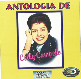 Cd Antoliga De Celly Campello - 27 Hits De Sucesso