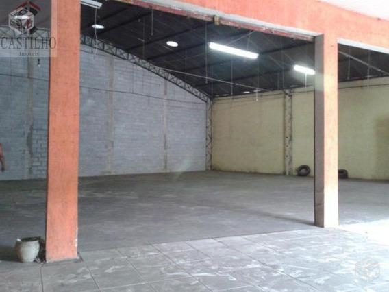 Galpão Bem Localizado Na Avenida Aricanduva Bem Em Frente Ao Shopping Venha Conferi. - Sl1486