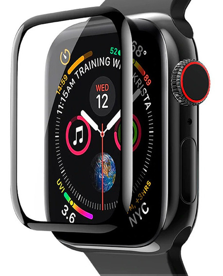 Pelicula Nano Gel Apple Watch Todos Modelos 6d Bordas Full