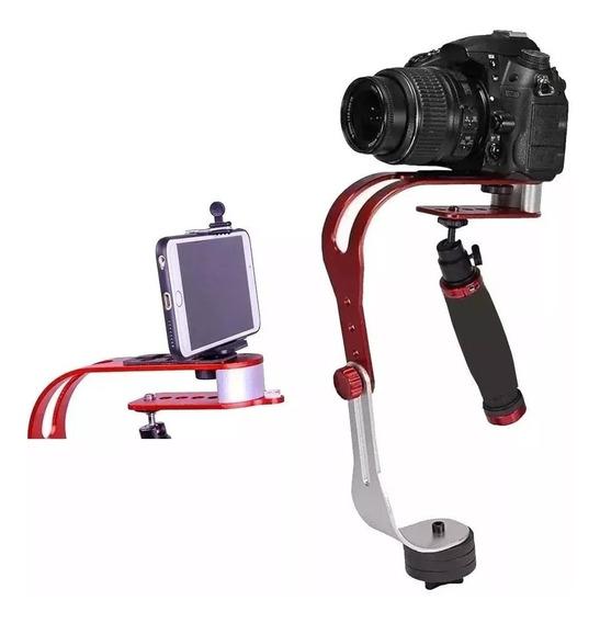 Steadycam Estabilizador Camera Dslr Canon Nikon Celular Gopr