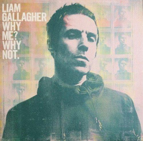 Liam Gallagher Why Me? Why Not. Nuevo Sellado Musicovinyl