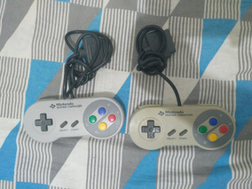 Controle Snes Super Famicom Original