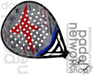 Paleta Padel-paddle Drop Shot Conqueror 7.0 Jmd Importada