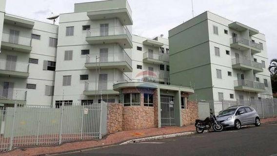 Apartamento Em Nova Odessa - Ap0102