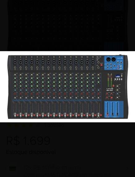 Mesa De Som Lyco Lmg-17o1u