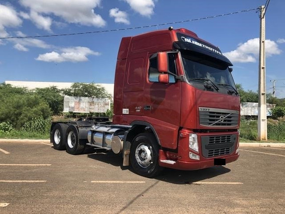 Volvo Fh 440 6x2 Ano 2011/11 Globetrotter Completo
