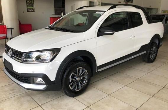 Volkswagen Saveiro Cross 1.6 Cabine Dupla 2019