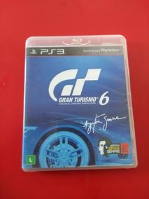 Consigo Frete Grátis Gran Turismo 6 Ps3 Mídia Física