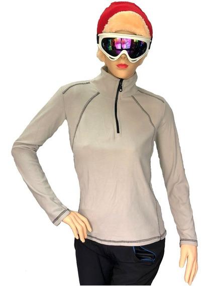 Buzo Micropolar Mujer Talles Especiales Hasta 4xl - Jeans710