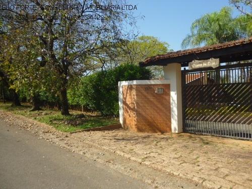 Chácara A Venda No  Condomínio Fechado Recantos Dos Passáros Em Indaiatuba - Sp - Ch00354 - 32980928