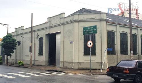 Imagem 1 de 9 de Galpão Para Alugar, 4000 M² Por R$ 75.000,00/mês - Belém - São Paulo/sp - Ga0093