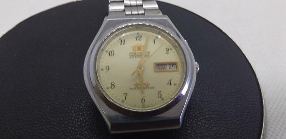 Relógio De Pulso Masculino Orient Automático