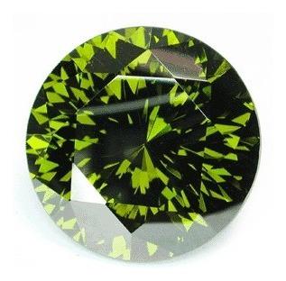 Excelente E Lindo Diamante De Laboratorio Verde 161,65 Cts.