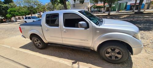 Imagem 1 de 9 de Nissan Frontier 2013 2.5 Xe Cab. Dupla 4x4 4p